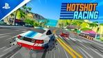 Hotshot Racing trailer